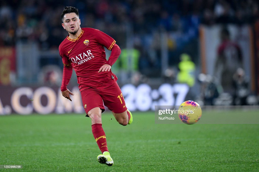 AS Roma v Lecce - Serie A : News Photo
