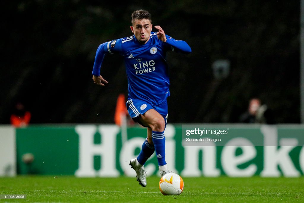 Sporting Braga v Leicester City - UEFA Europa League : News Photo