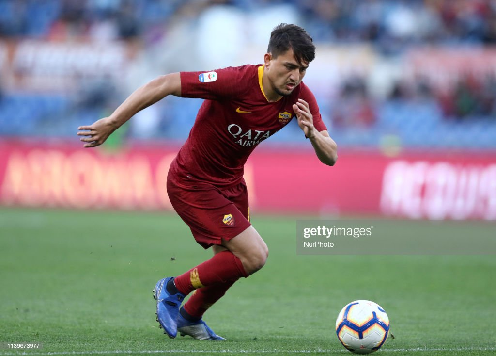 Roma v Cagliari - Serie A : News Photo
