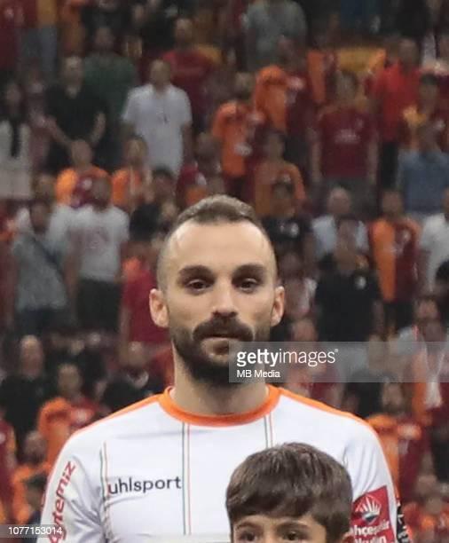Cenk Ahmet Alkilic of Alanyaspor