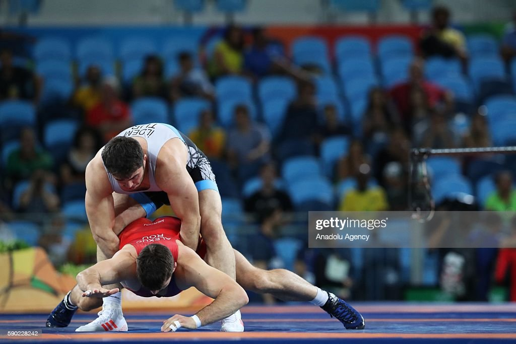 Wrestling: Rio 2016 Olympic Games : News Photo