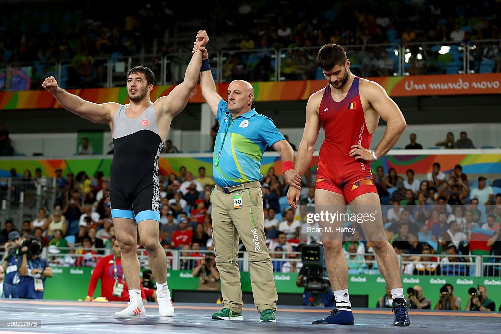 Wrestling - Olympics: Day 11 : News Photo