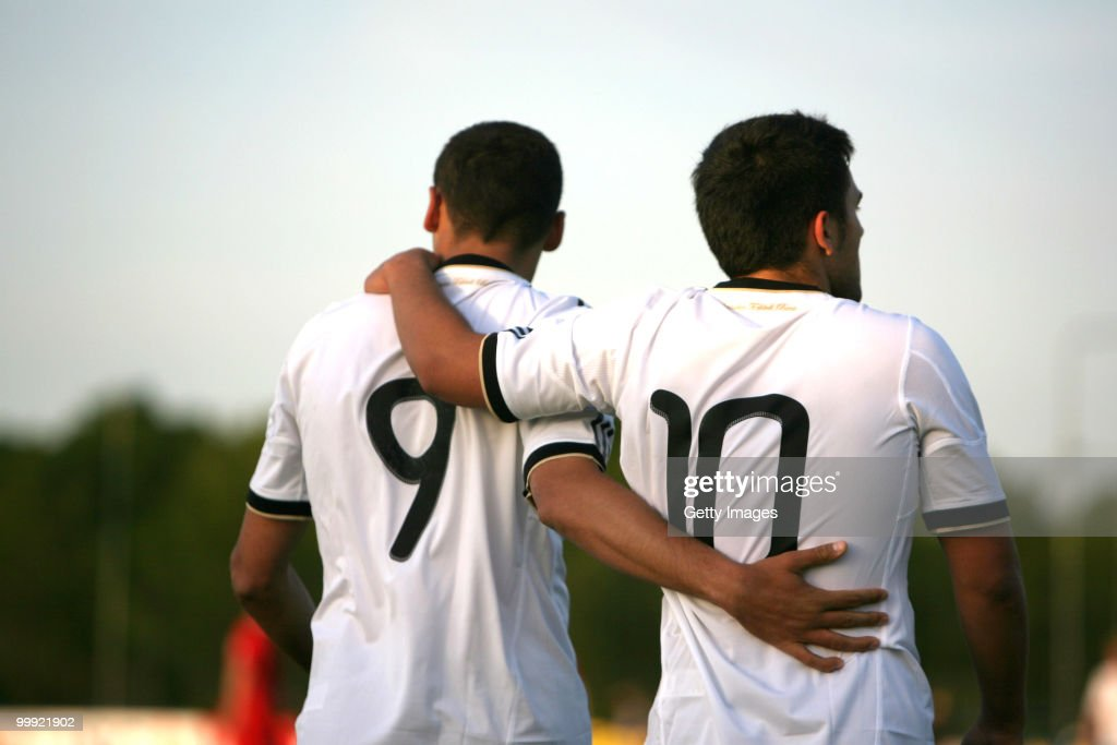 U19 Germany v U19 Poland - Uefa Under 19 Championship Elite Round