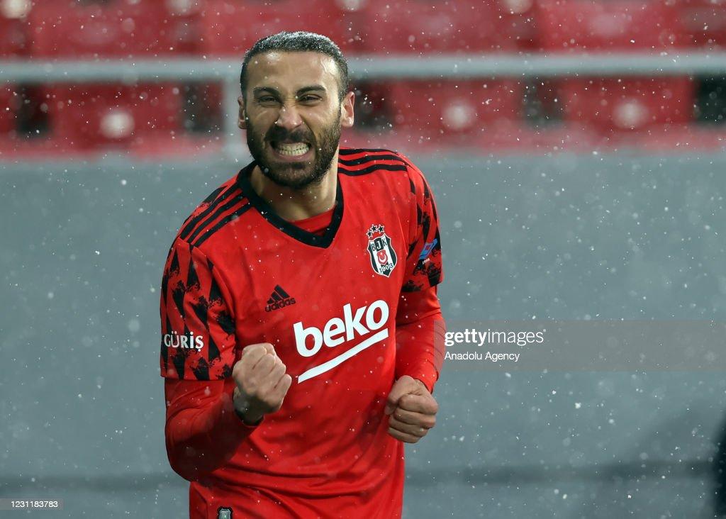 Genclerbirligi v Besiktas - Turkish Super Lig : News Photo