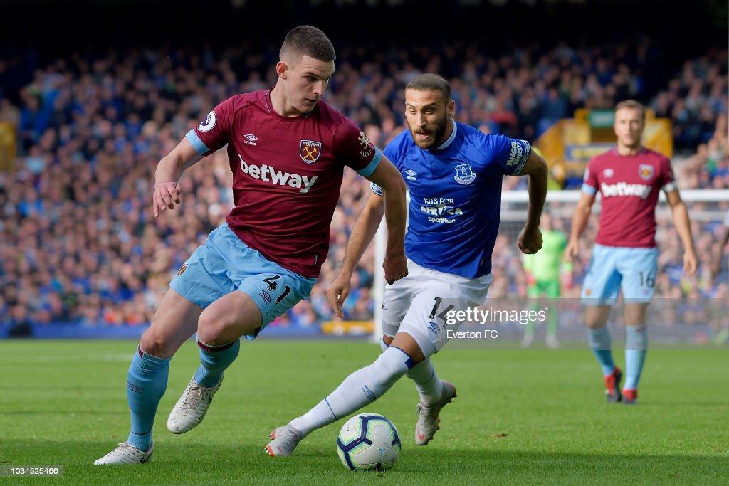 Everton v West Ham United - Premier League : Nachrichtenfoto