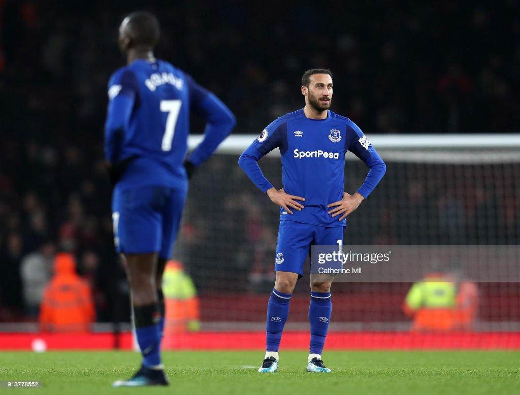 Arsenal v Everton - Premier League : Nachrichtenfoto