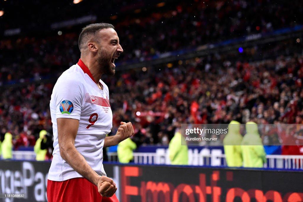 France v Turkey - UEFA Euro 2020 Qualifier : News Photo