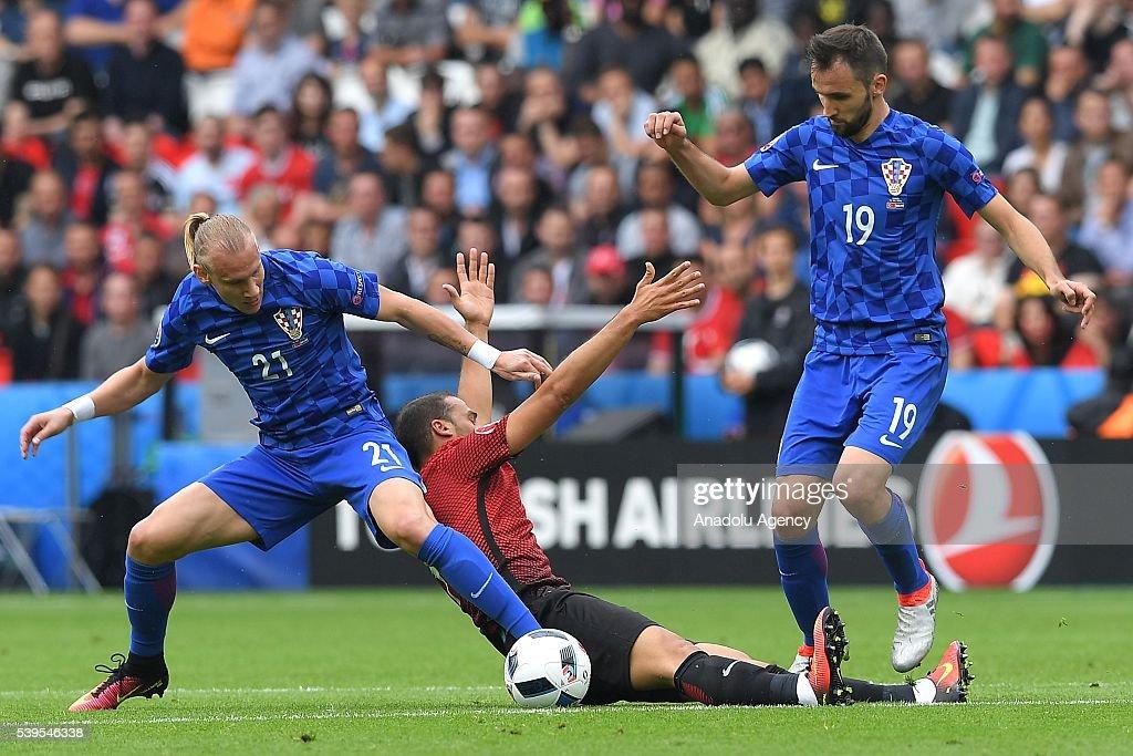 Turkey v Croatia - EURO 2016 : News Photo