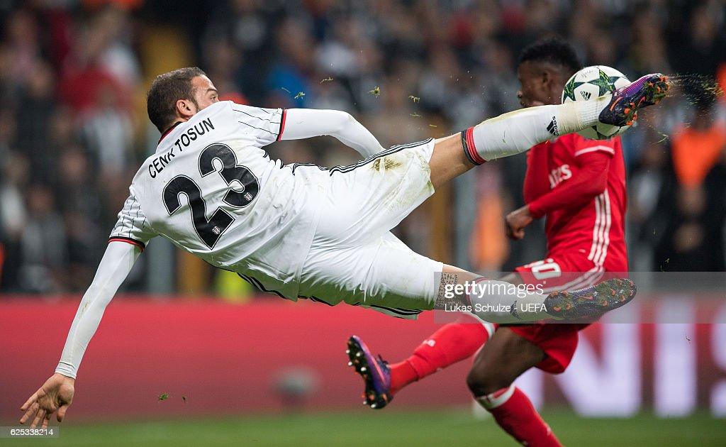 Besiktas JK v SL Benfica - UEFA Champions League
