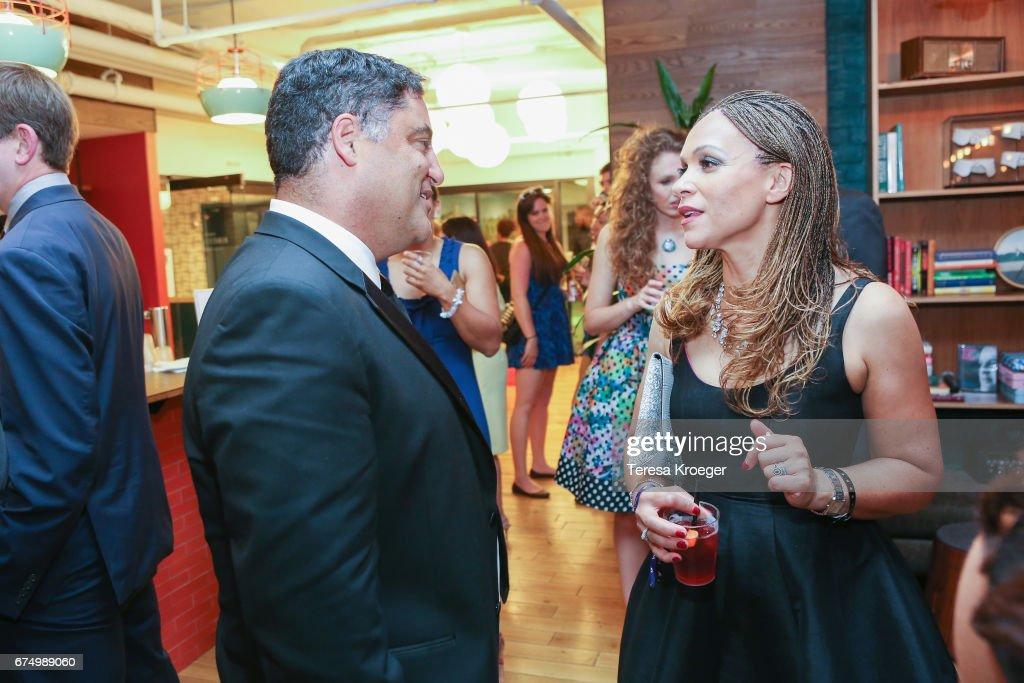 TYT Watchdog Correspondents' Dinner 2017 : News Photo