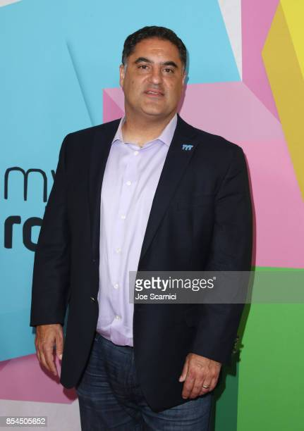 CenkUygur at the 2017 Streamy Awards at The Beverly Hilton Hotel on September 26 2017 in Beverly Hills California