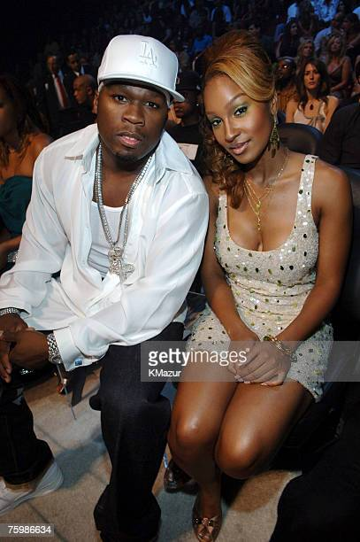 50 Cent and Olivia