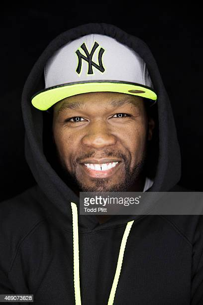 Cent GUnit is photographed for USA Today on February 19 2015 in New York City