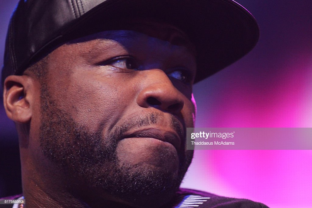 99 Jamz presents 50 Cent Uncensored : ニュース写真