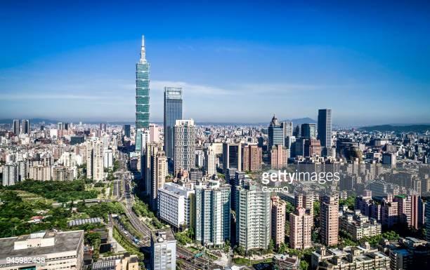 臺灣臺北市中央 - taipei 101 個照片及圖片檔
