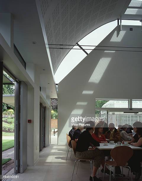Centenary Building, Horniman Museum, London, United Kingdom, Architect Allies And Morrison Horniman Museum Cafe Interior