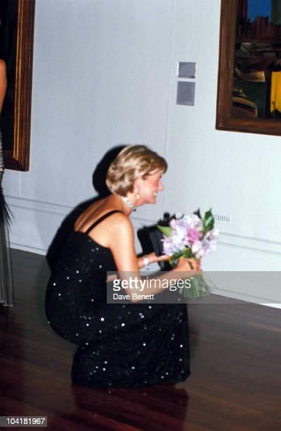 Centenary Gala 07 1997 At Tate Gallery Princess Diana