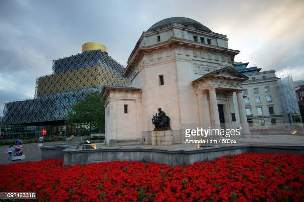 centenary square, birmingham - 6th century bc stock photos and pictures