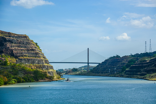 Centennial Bridge, Panama Canal 505577212