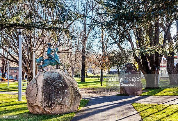 Centennial Park Cooma