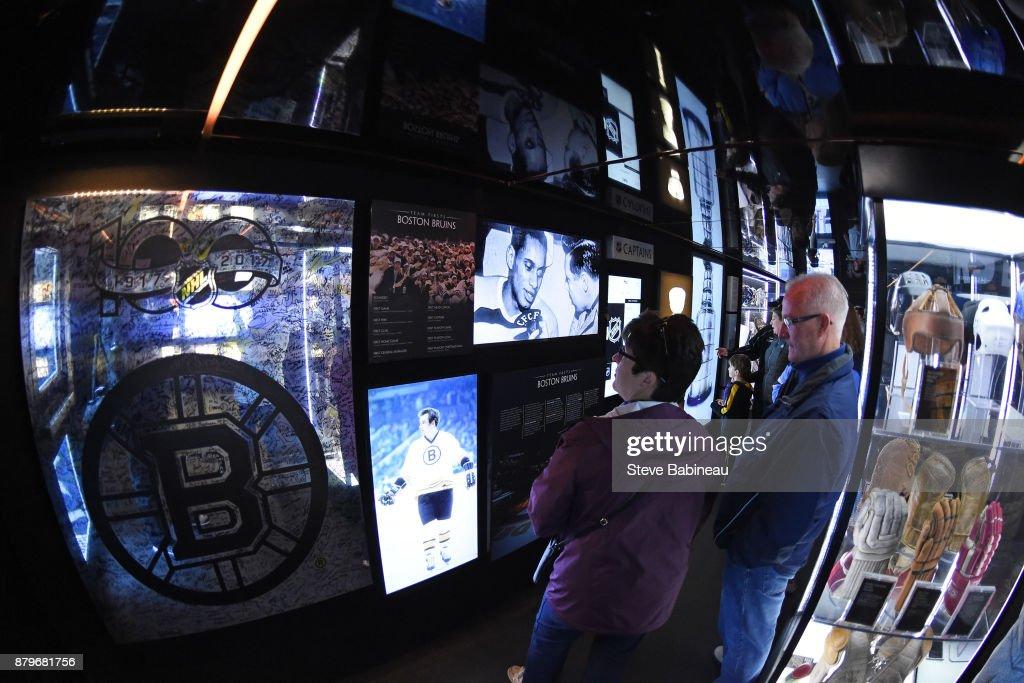 NHL Centennial Truck Tour - Boston