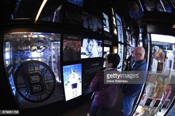 Centennial Truck Tour on November 24, 2017 in Boston, Massachusetts.