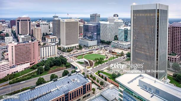 rva center city - richmond virginia stock pictures, royalty-free photos & images