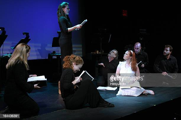 Center for Contemporary Opera presents Peter Westergaard's 'Alice in Wonderland' at Symphony Space's Thalia Theater on Monday night June 19 2006This...