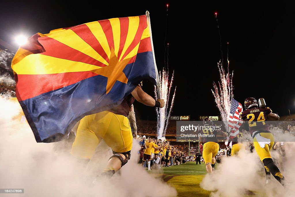 Colorado v Arizona State : News Photo