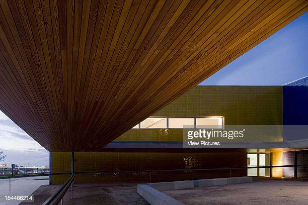 Center Pavilion Hanover Pavilion [Expo 2000] Coimbra Portugal Architect Alvaro Siza Hanover Pavillion Pavilhao Centro Coimbra Portugal 2001