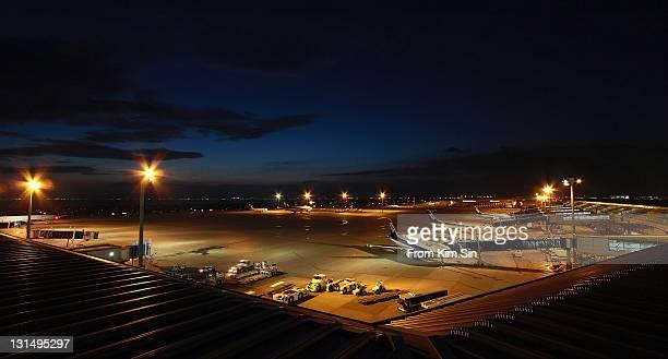 central airport in nagoya - 中部地方 ストックフォトと画像