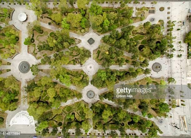 Central Alameda Park, Mexico City
