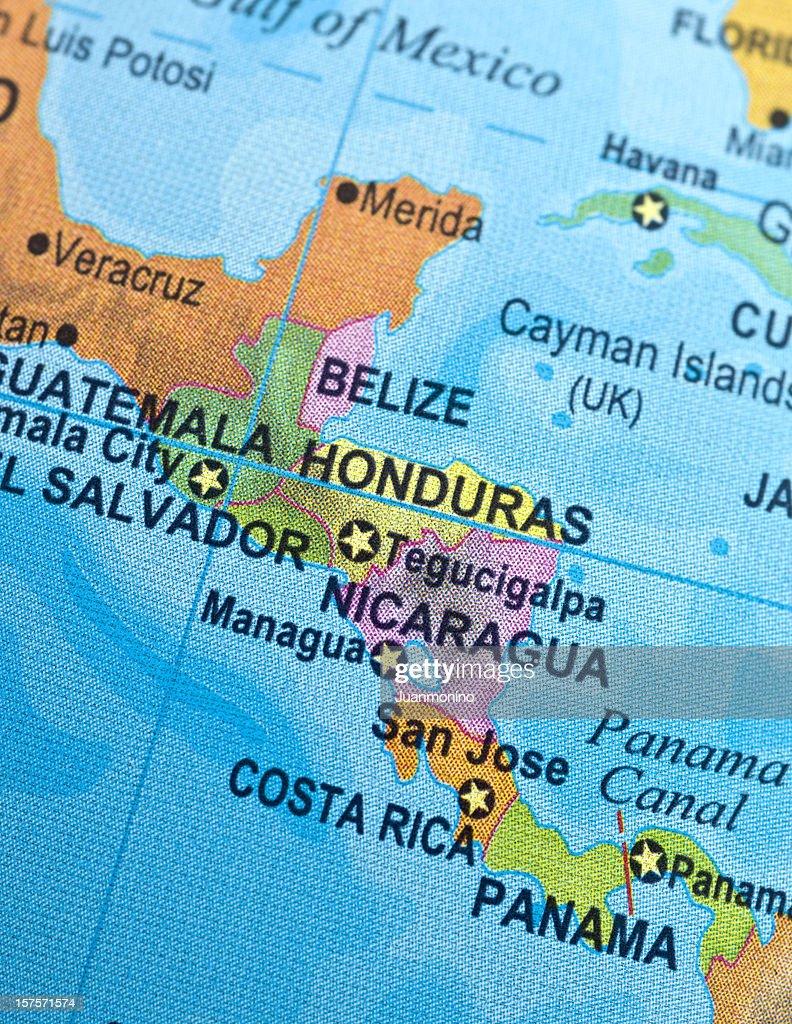 Central America : Stock Photo