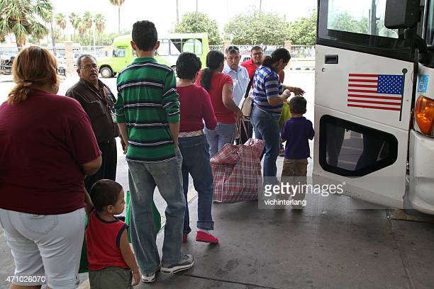 Central American Refugees, South Texas, Summer 2014
