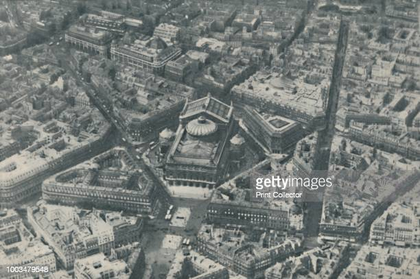 Central Architectural Feature of Paris Enhanced By Foresight in Street Design', circa 1935. From Our Wonderful World, Volume I, edited by J.A....