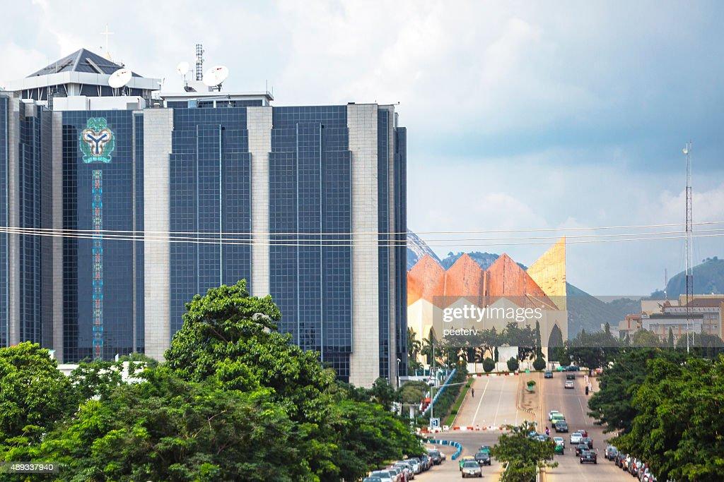 central bank of nigeria headquarters abuja
