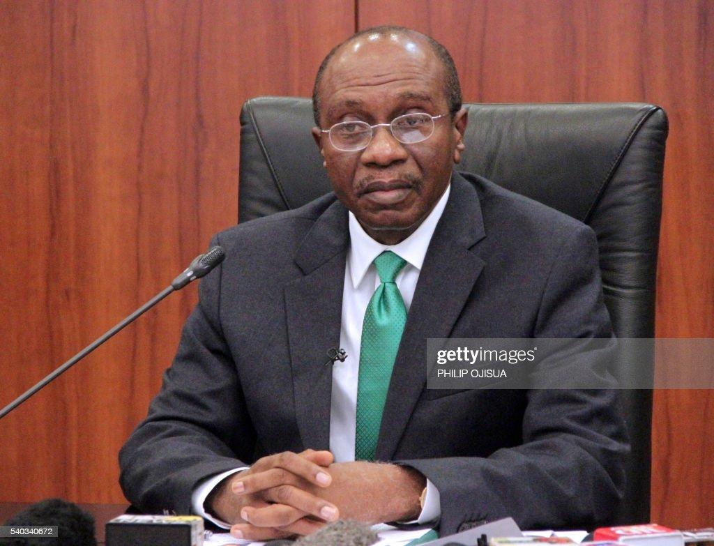 NIGERIA-ECONOMY-CURRENCY-FOREX : News Photo