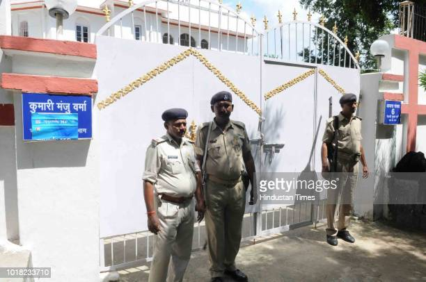 Central Bureau of Investigation raid at the office of Pratah Kamal the media house owned by Brajesh Thakur main accuse in Muzaffarpur shelter home...
