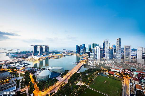 Central Business District, Singapore City