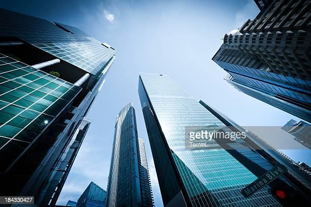 Quartier Central des affaires de Singapour