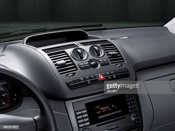 Central Car Console