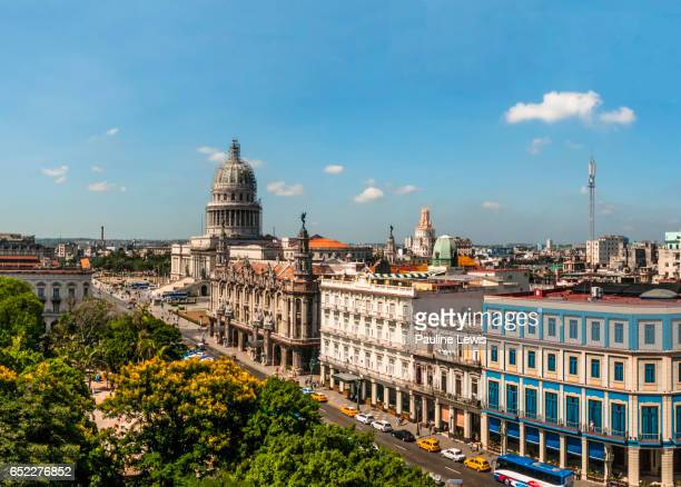 central havana - havana stock pictures, royalty-free photos & images