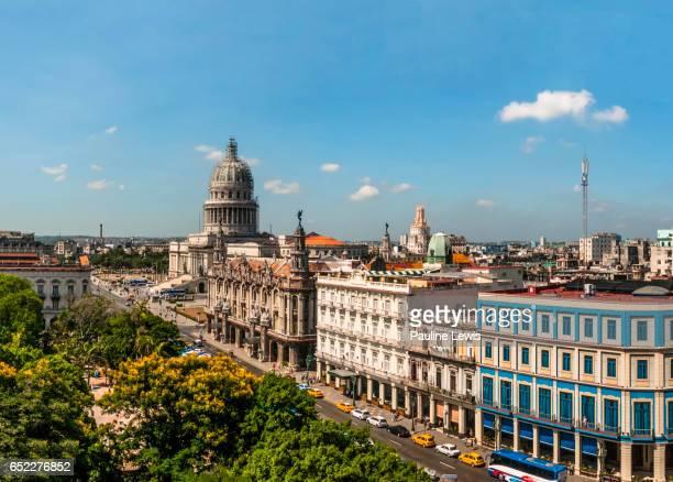 central havana - ハバナ ストックフォトと画像