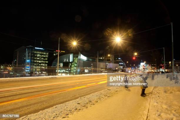 Central Helsinki - Evening