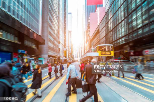 central, hong kong - central district hong kong stock pictures, royalty-free photos & images