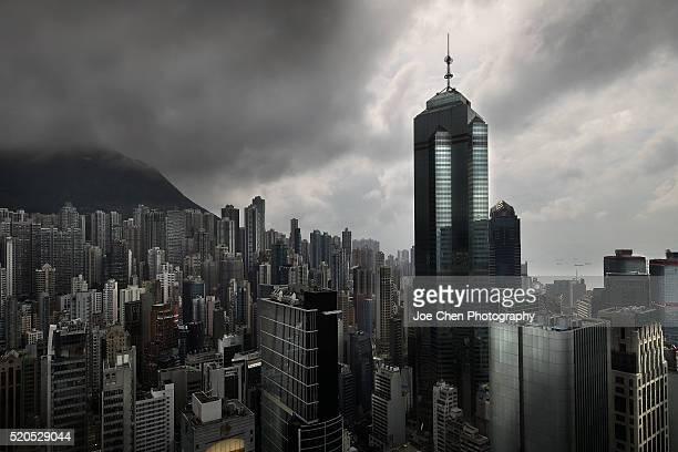 central, hong kong - 中環中心 ストックフォトと画像