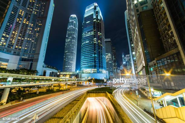 central, hong kong - central stock pictures, royalty-free photos & images