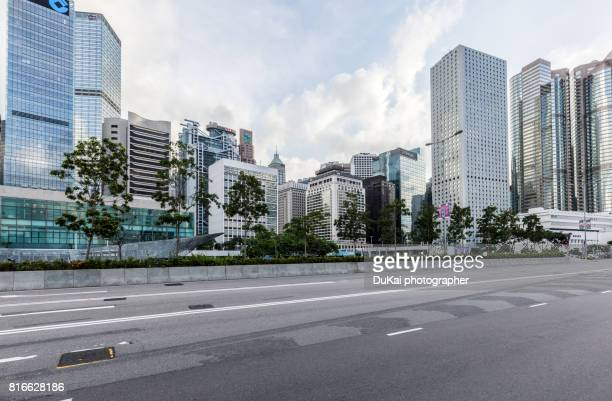 central, hong kong - roadside stock pictures, royalty-free photos & images