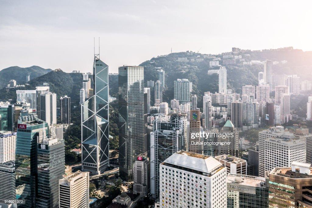 Central, Hong Kong : Stock Photo