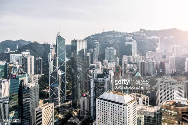 central, hong kong - hong kong stock pictures, royalty-free photos & images
